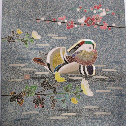 羽田登喜男袋帯