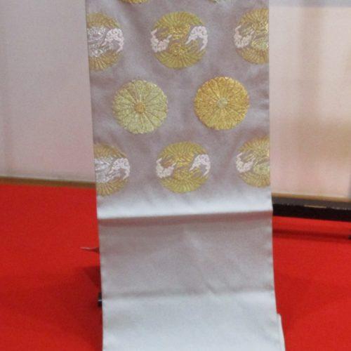 山口美術袋帯