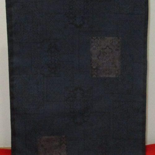 大島紬藍泥
