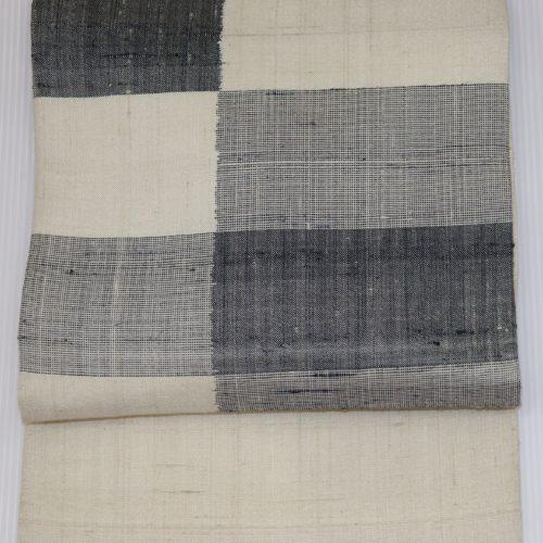 真綿紬なごや帯
